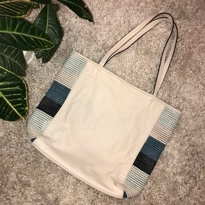 •Elliot Lucca• Leather Tote
